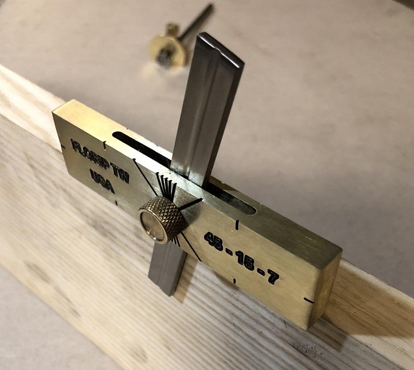 Marking Gauges // Florip Toolworks